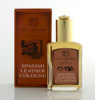 Geo F Trumper Spanish Leather Cologne glass atomiser bottle (50ml)