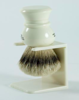 Geo F Trumper Simulated Ivory Drip Stand