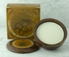 Geo F Trumper Coconut Shaving Soap in a Wooden Bowl (80g)