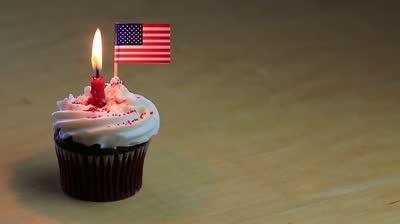 We Certainly WILL NOT Have Free Sparklers Glow Necklaces And American Flags On Top Of The Parking Garage At 930