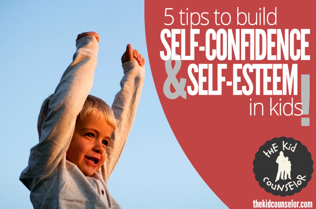 essay on self confidence for kids