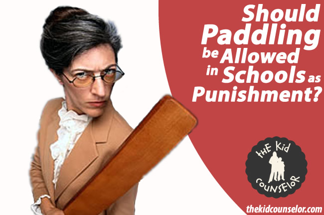 Should paddling be allowed as punishment in schools?