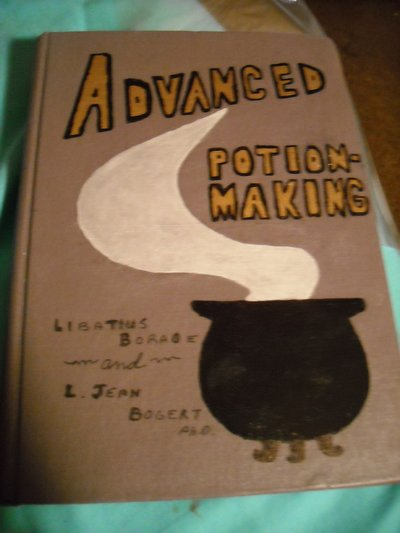 Harry's Advanced Potion Making Book