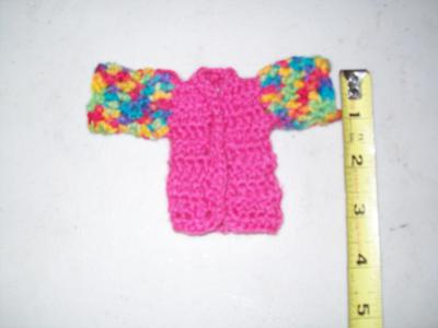 Miniature Molly Weasley Sweater