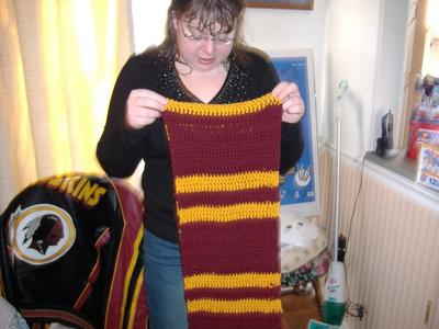 Prisoner of Azkaban Style Scarf