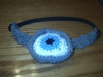 Mad-Eye Moody Eye Patch - 2