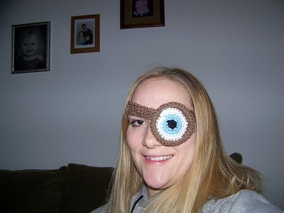 Mad-Eye Moody Eye Patch - 1