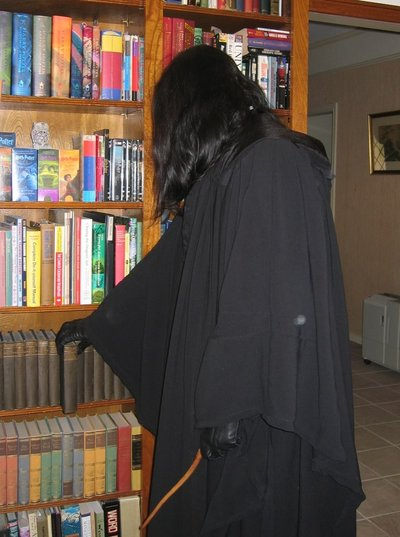 Droxy as Severus Snape
