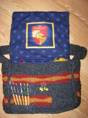 Gryffindor Messenger Bag