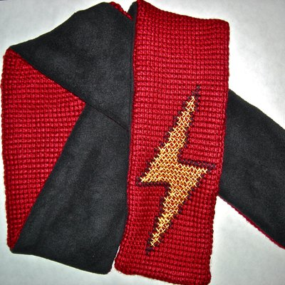 Lightning Bolt Scarf