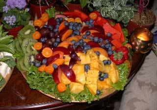 Herbology Fruit Platter