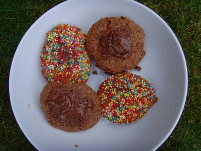 Bertie Bott's Every Flavor Cakes