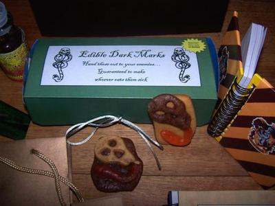 Edible Dark Mark Box