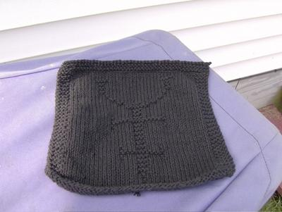 Sirius Black Dishcloth