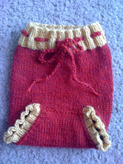 Gryffindor Baby Soakers by Quietish