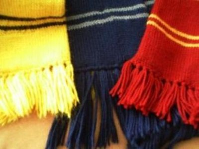 Prisoner of Azkaban Scarf on the Round - Image 2