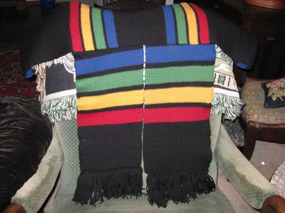 House Unity Scarf by LJ Roberts