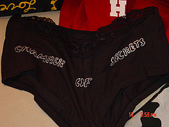 Chamber of Secrets Panties