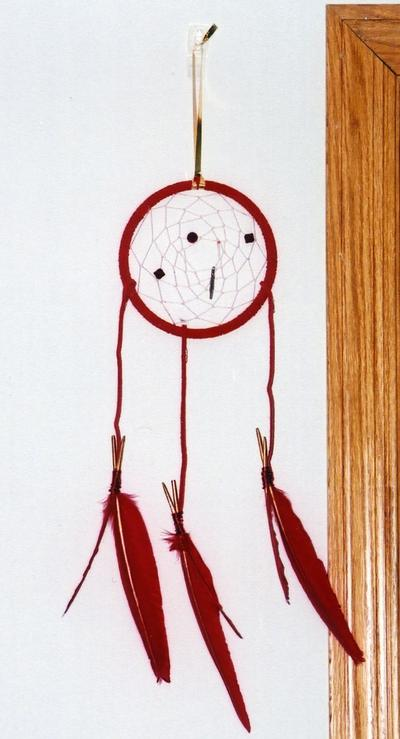 Phoenix Dream Catcher