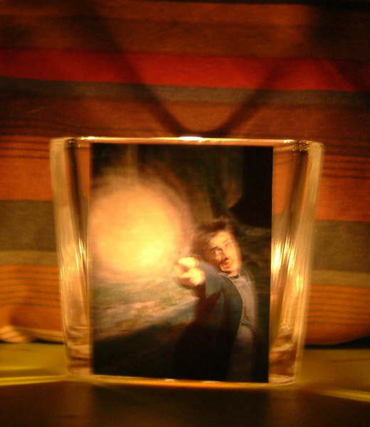 Harry Potter Candle Holder - Unlit