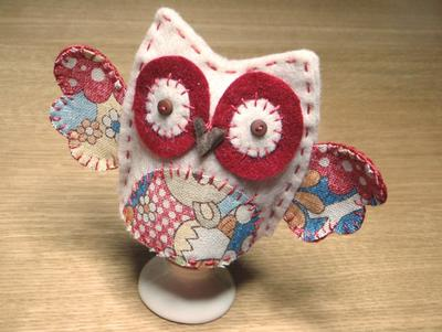 Owl Egg Cozy