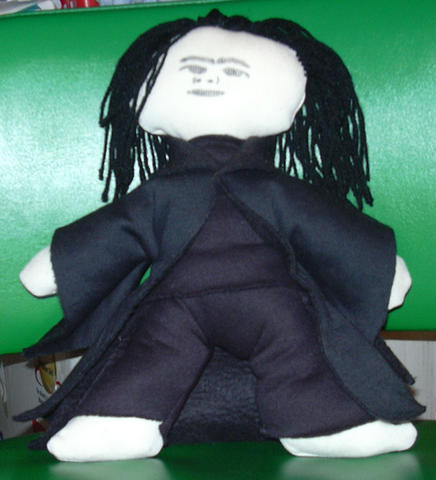 Snape Dammit Doll