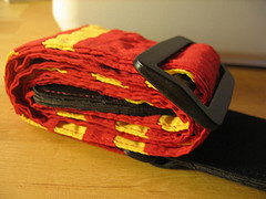 Sewing_muggledevices_gryffindorguitarstrap_quietish