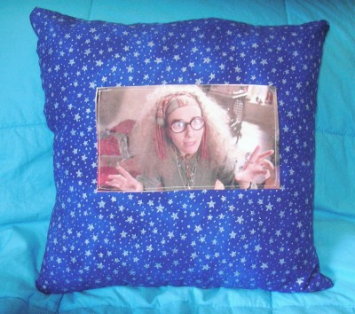 Hogwarts Teachers Pillow - Trelawney