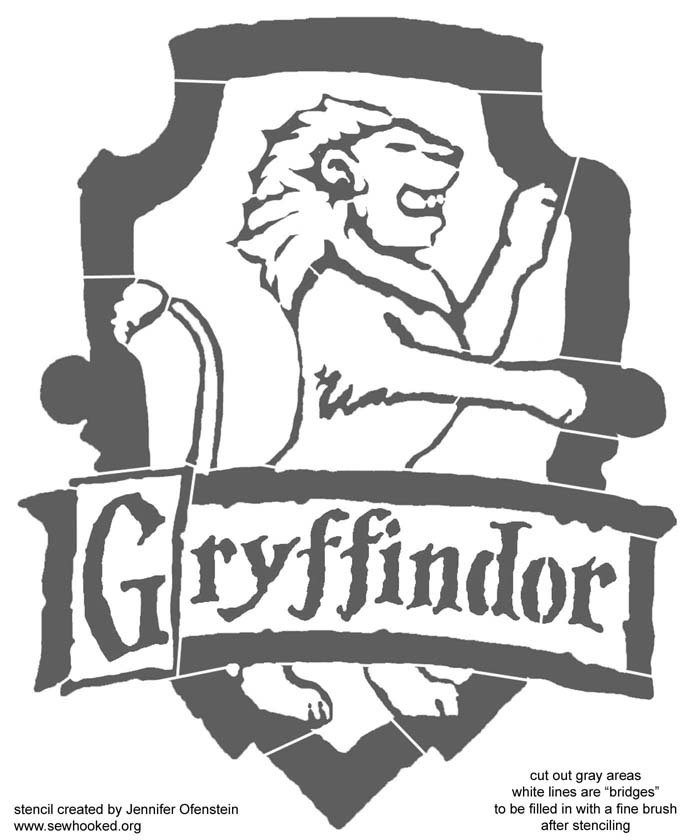 Gryffindorcrest_stencil_ofenjen