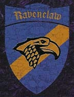 Book Ravenclaw Crest
