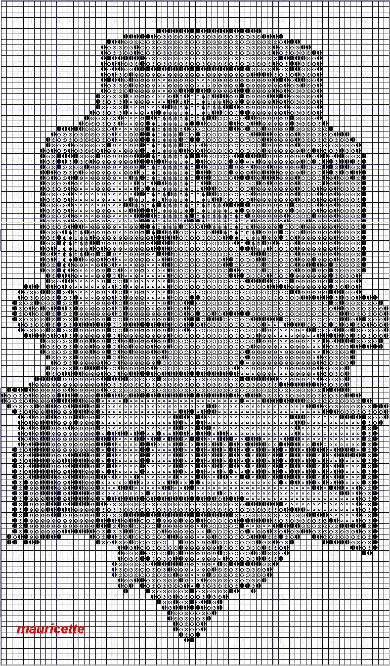 Needlework_xstitch_hogwarts4houses_gryffindorcrestv2chart_mauricette