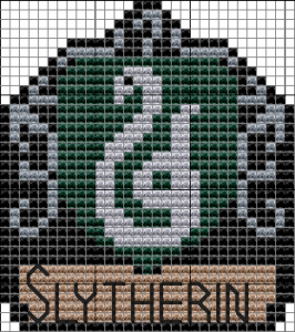 Slytherin Coaster chart