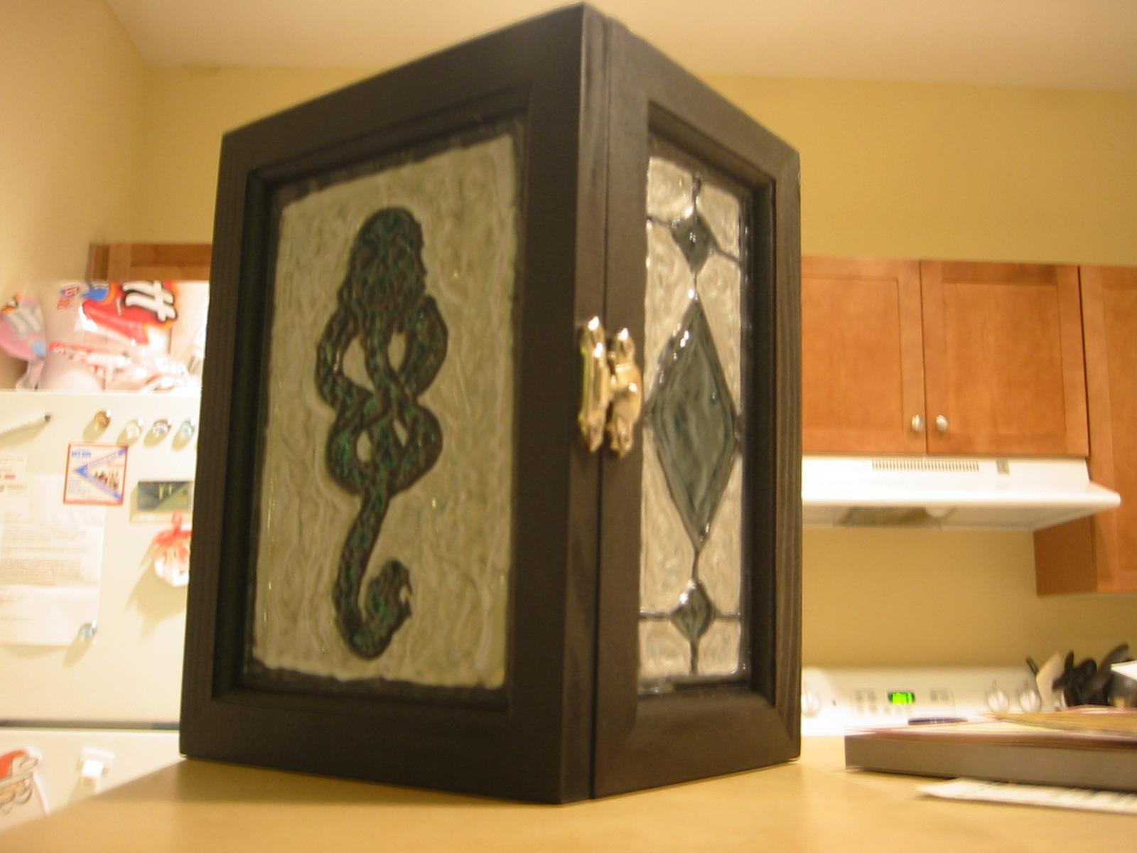 Death Eater Box - Outside