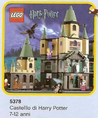 Legoootpcastle
