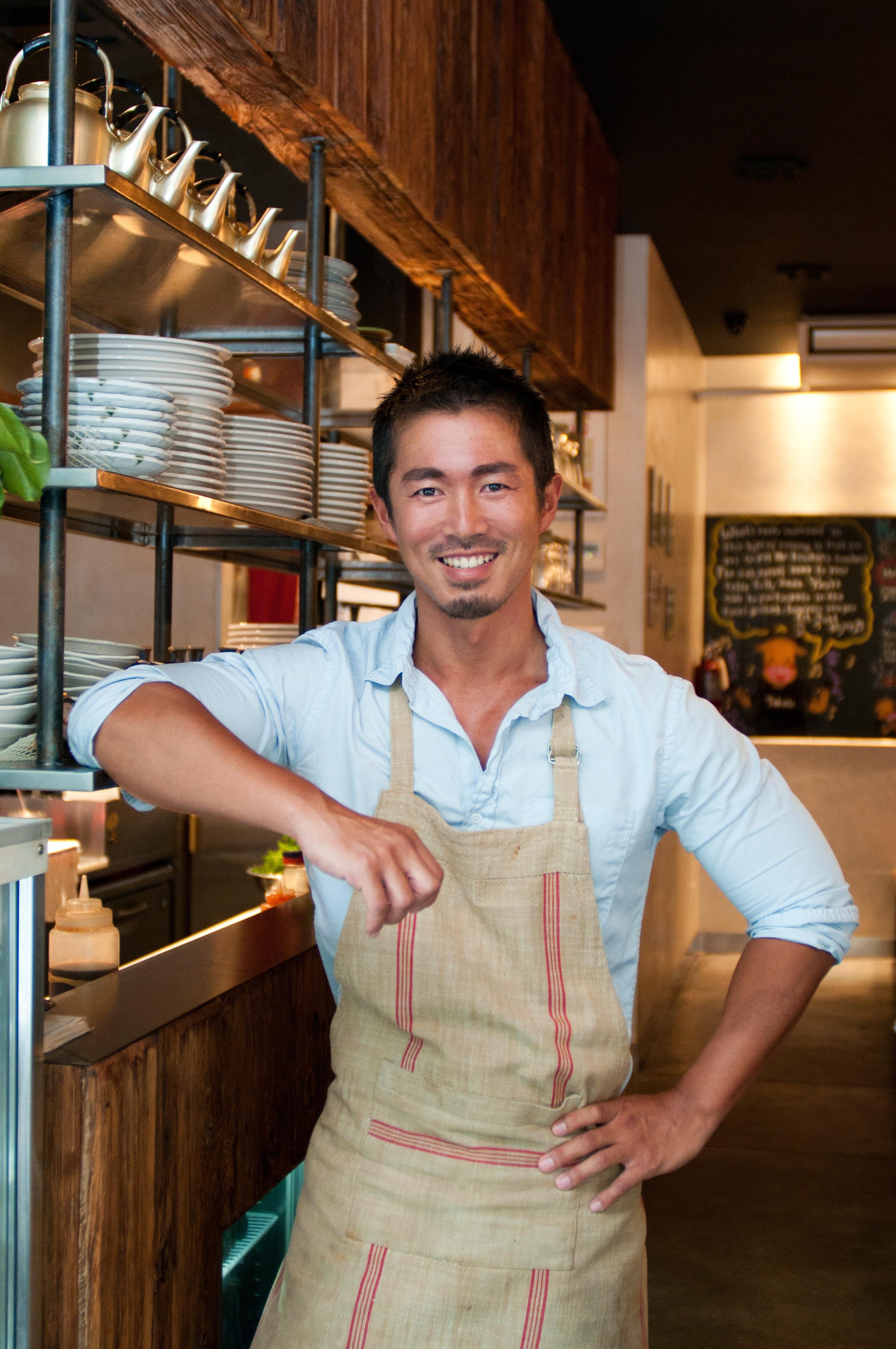 Chef Takashi Inoue of Takashi - New York, NY