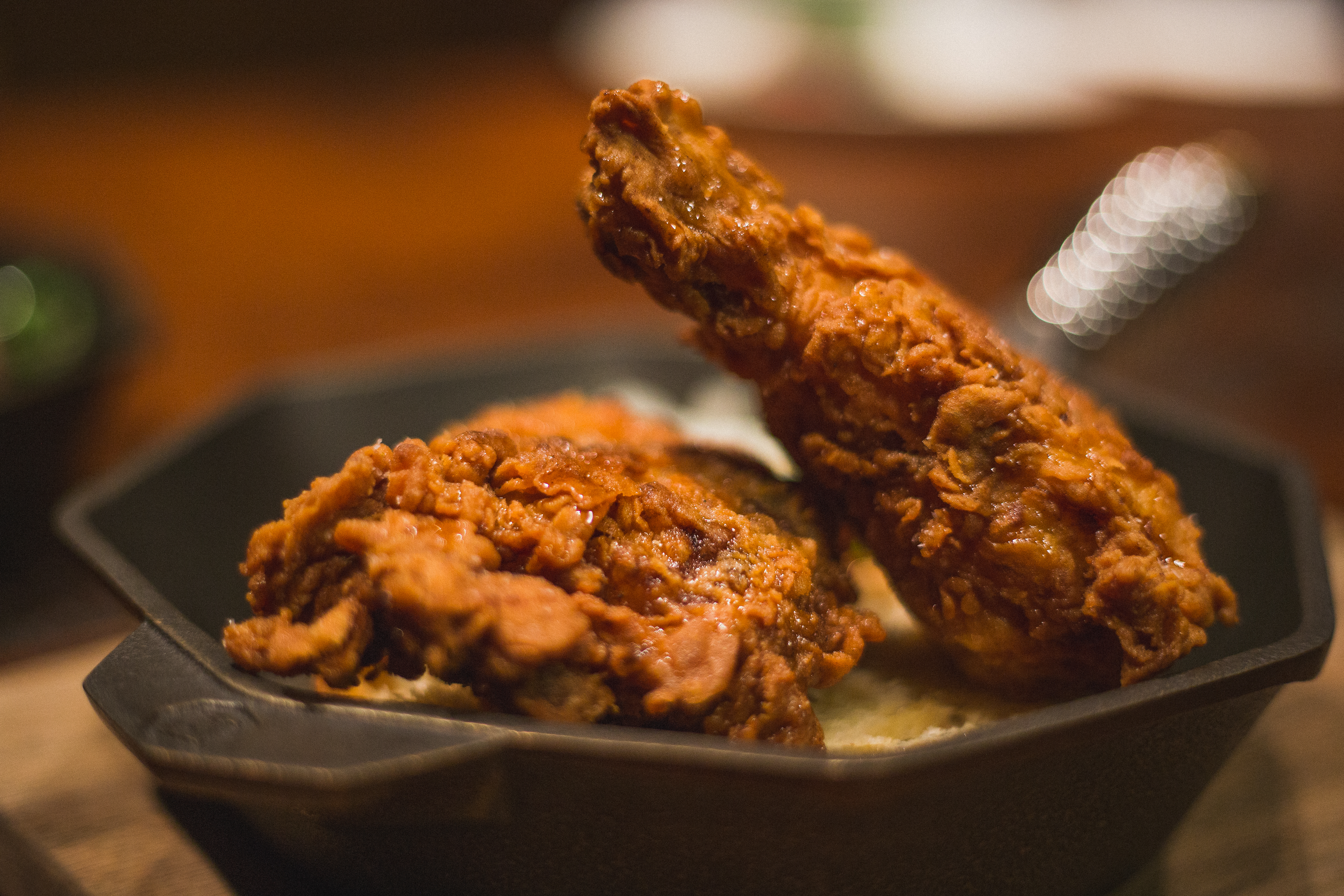 The Best Fried Chicken Recipe