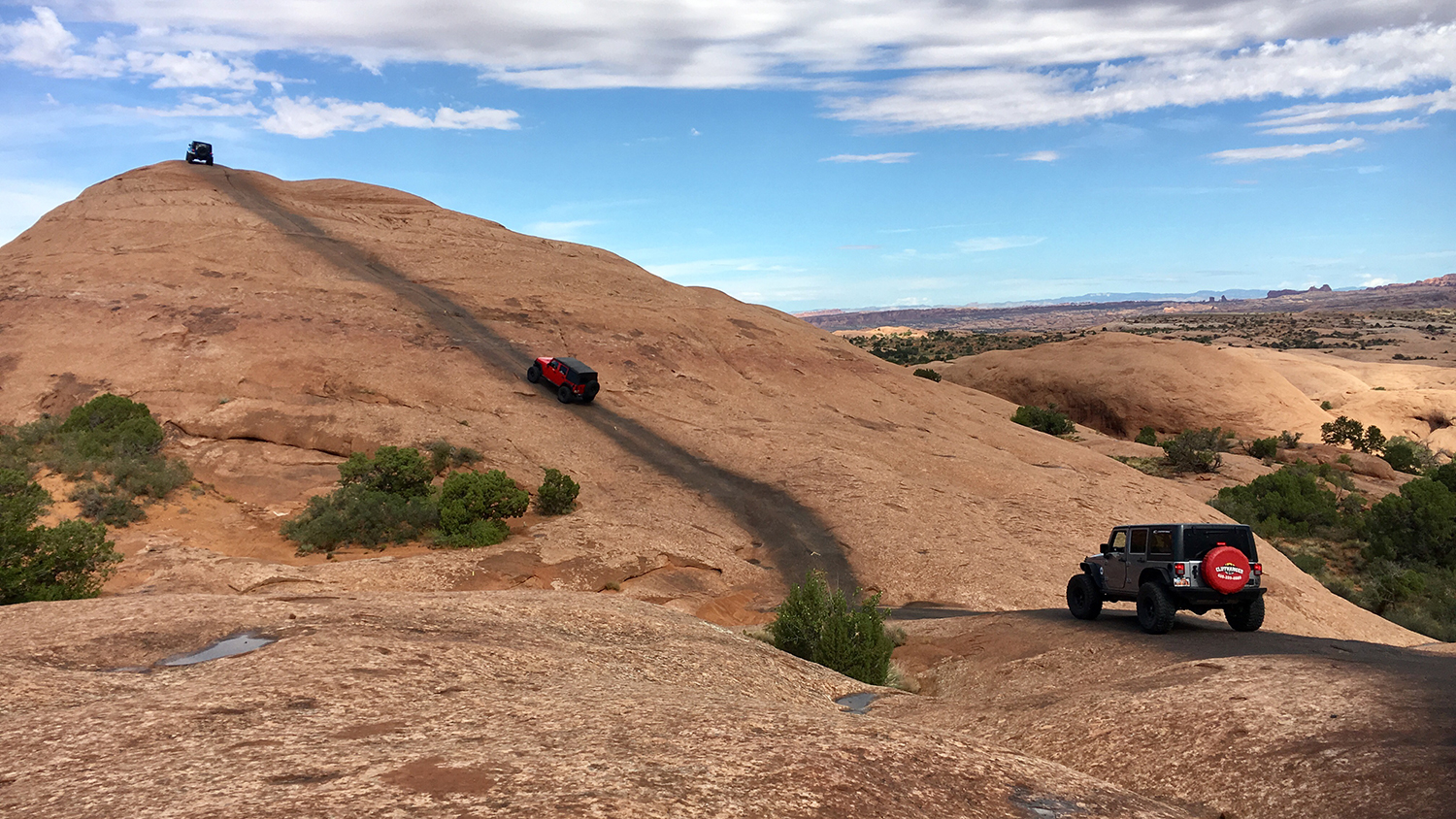 Moab trip with Cooper Tire & Rubber Company