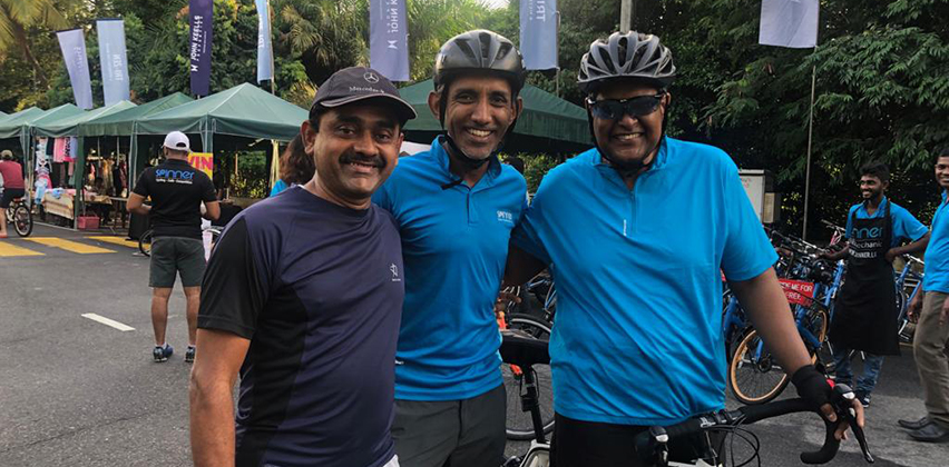 Colombo S First Ever Car Free Day Carfreecmb Kicks Off The