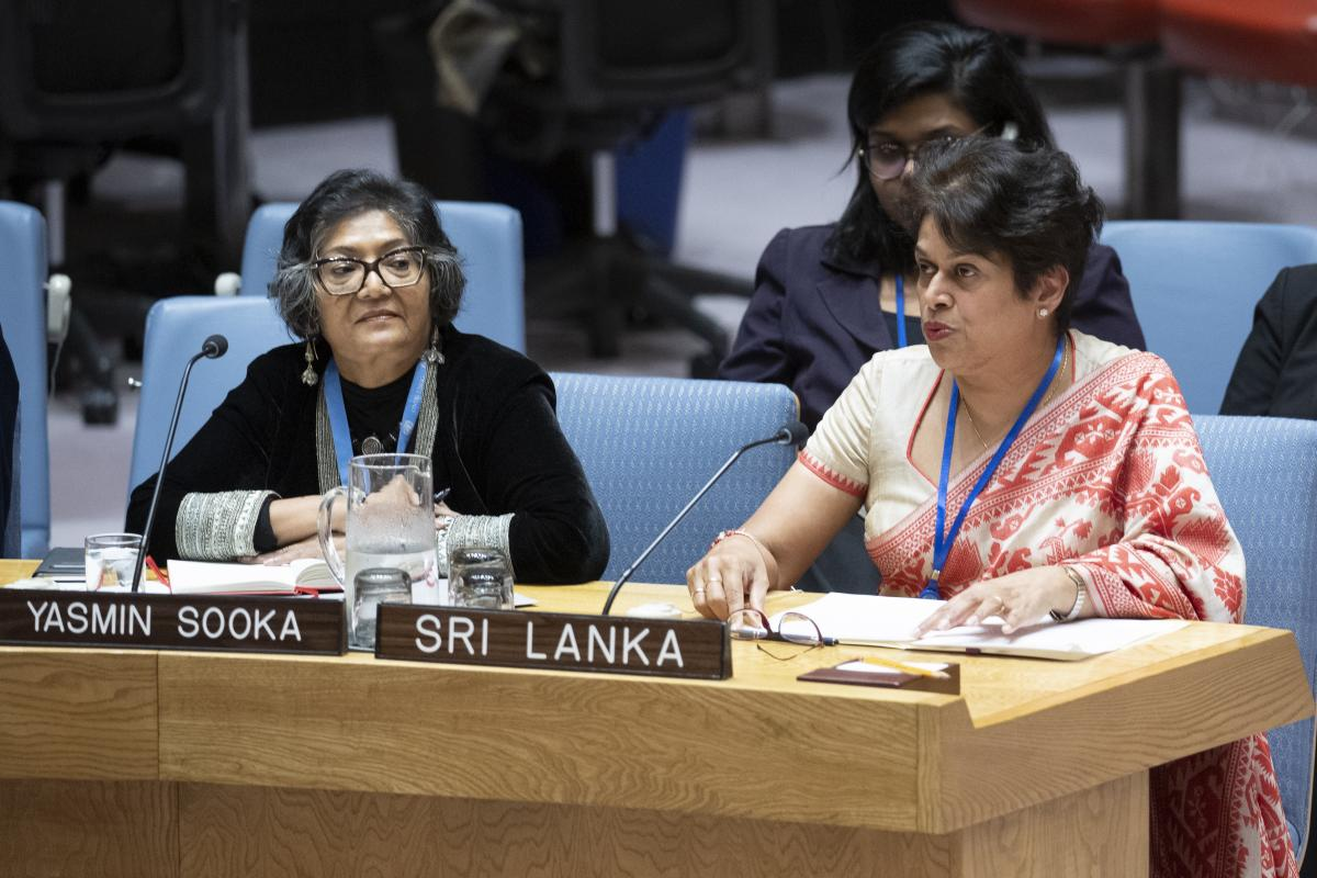 Sri Lanka tells UN it will take its own path to reconciliation