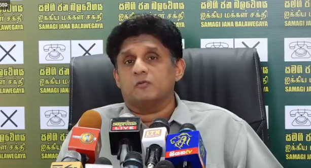 Sajith asks govt. to reverse fuel price hike