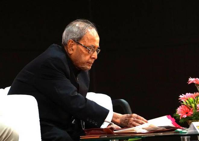 Chinese presence in Sri Lanka can cause a serious problem to India's security concerns; Pranab Mukherjee's autobiography