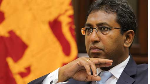 Foreign reserves sufficient only for three months: Harsha