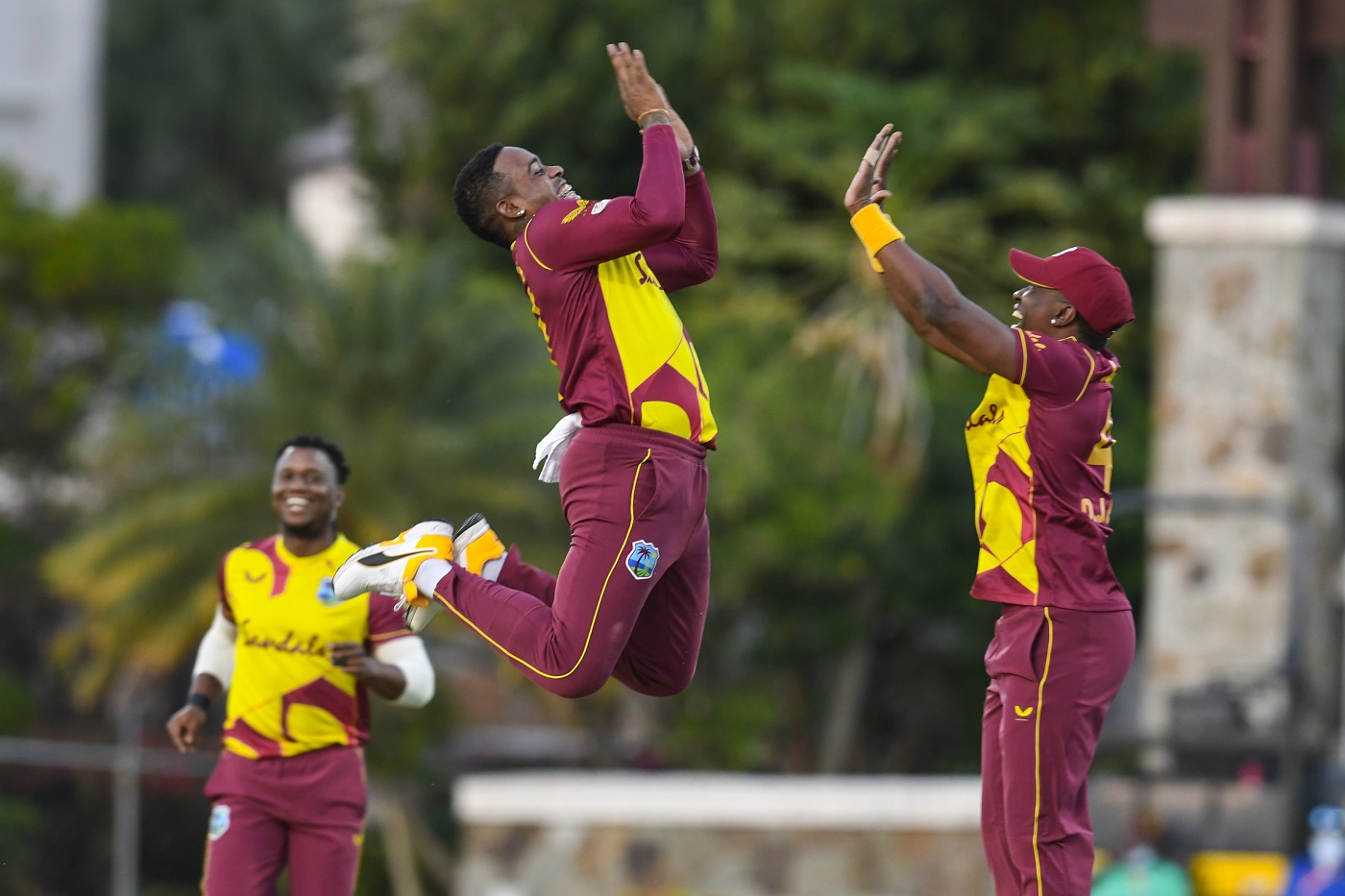 West Indies win thrilling series decider