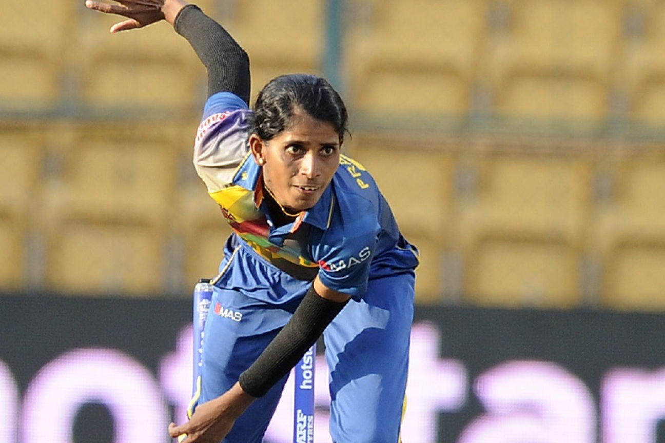 A women's national cricketer tests positive for Covid-19