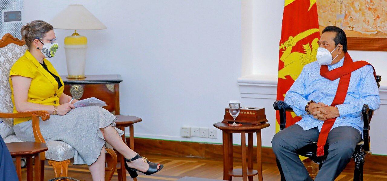 PM meets US envoy