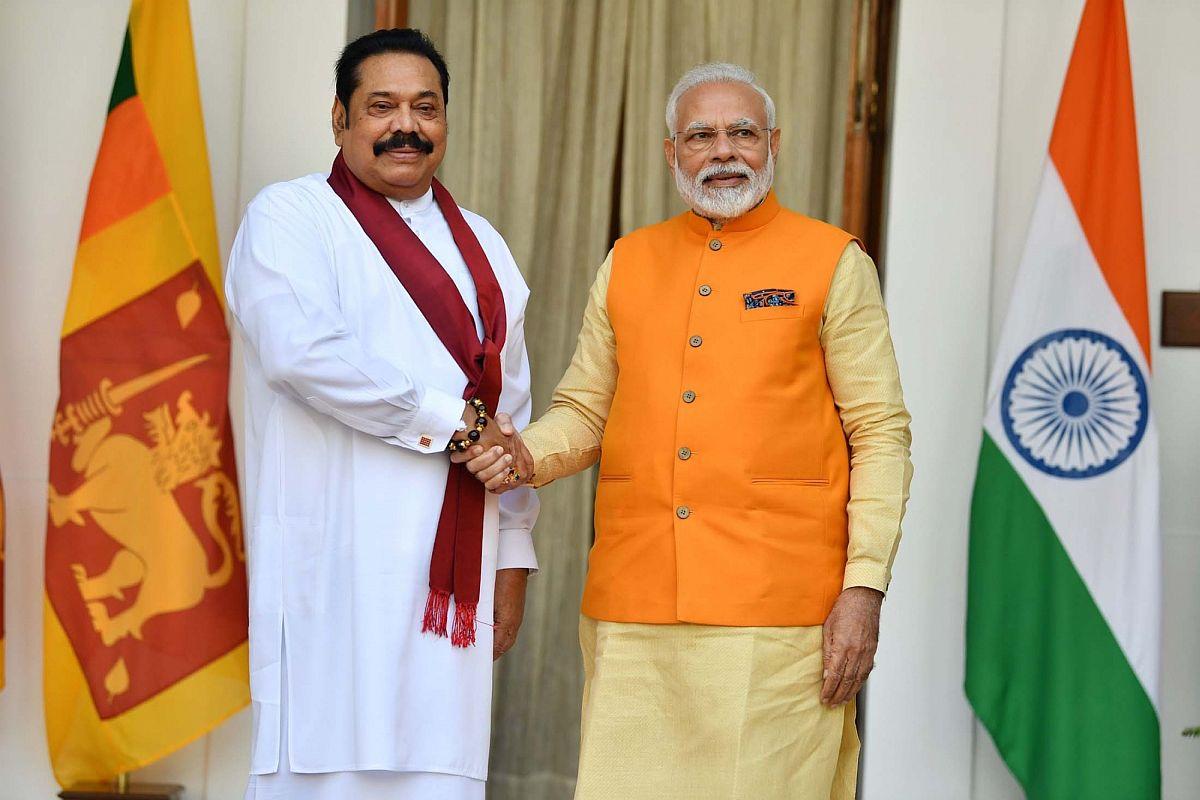 India to recalibrate ties with Sri Lanka as Colombo 'sways towards China'