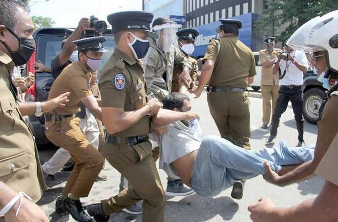 Over 150 arrested for violating quarantine laws