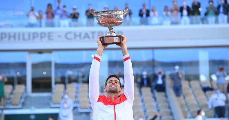 Djokovic survives Tsitsipas' resilience, wins 19th Grand Slam