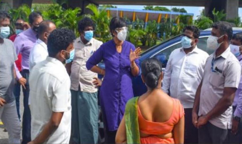 Ten point development plan for Negombo's Katana area