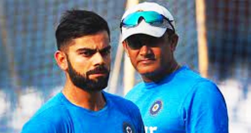 Kohli losing popularity within team, Kumble to take over from Shastri!